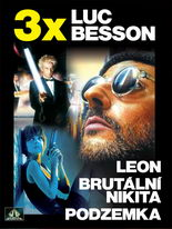 Luc Besson 1. (3xDVD) - DVD
