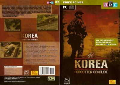 Korea - Forgotten Conflict - PC hra
