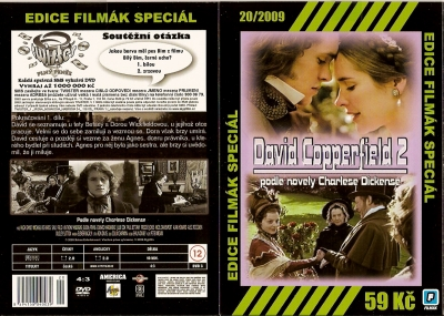 David Copperfield 2 DVD