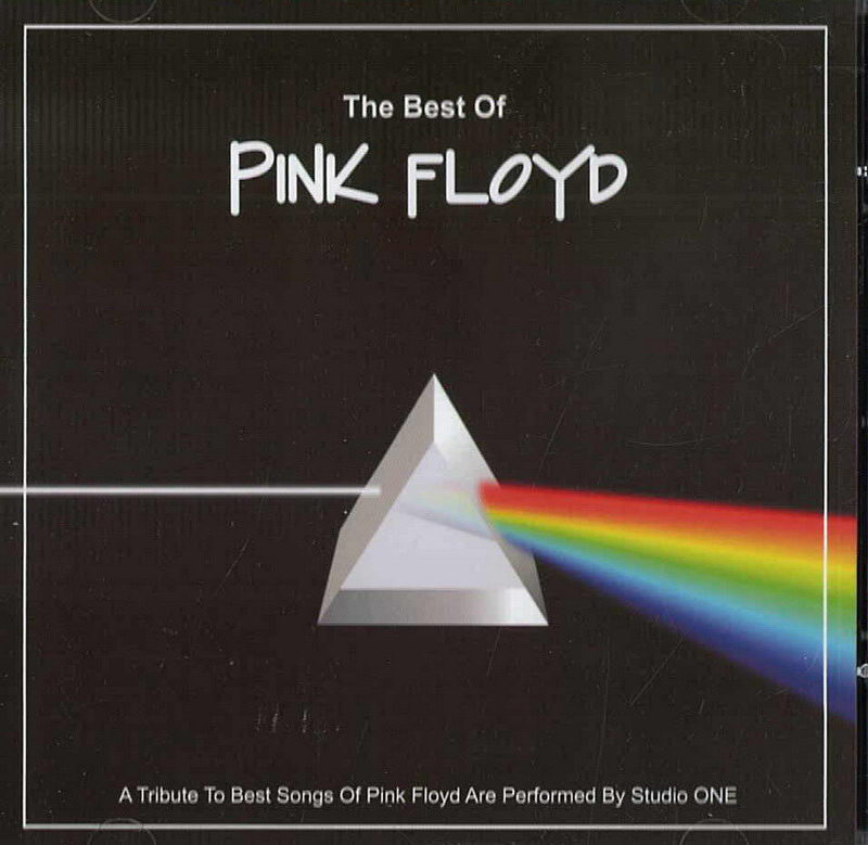The Best Of - Pink Floyd - CD cover
