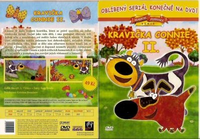 Kravička Connie 2. DVD