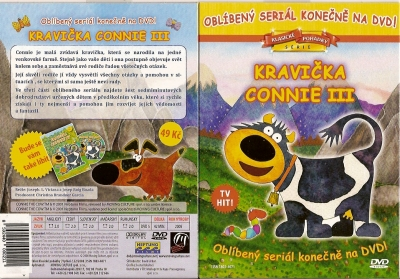 Kravička Connie 3. DVD
