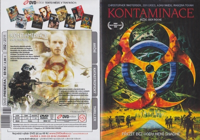Kontaminace DVD
