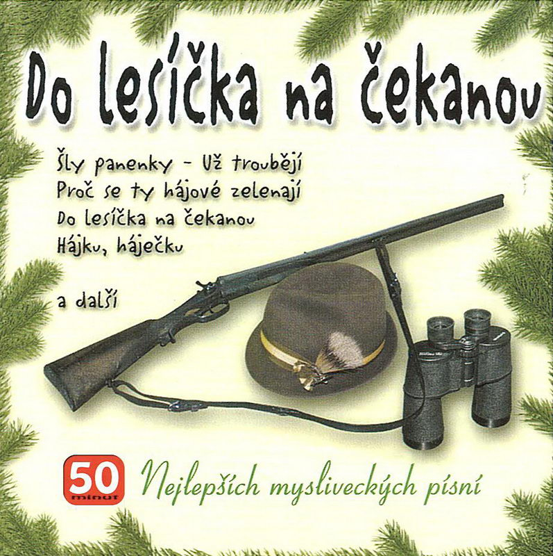Do lesíčka na čekanou - CD