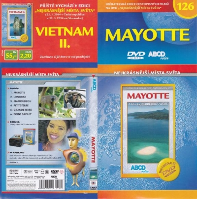 Mayotte DVD cestopis