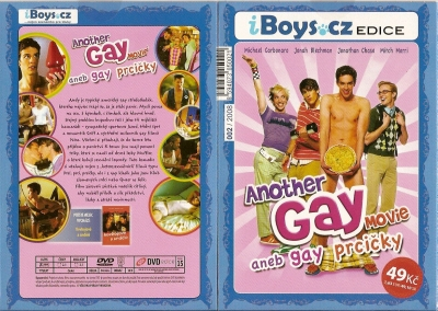 Another Gay Movie aneb Gay Prcičky DVD