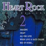 Heart Rock 2 - CD cover