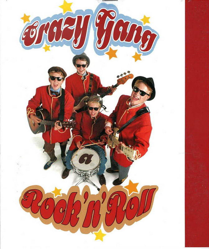 Crazy gang - Rock´n´Roll DVD
