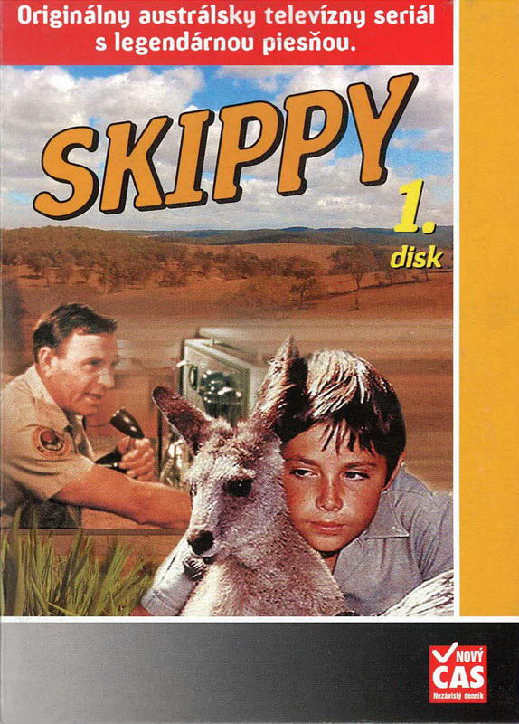 Skippy 1.disk DVD