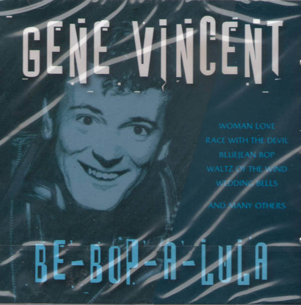 Gene Vincent - Be Bop A Lula - CD