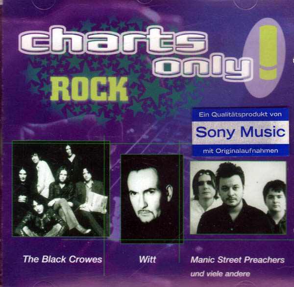 Charts only - Rock - CD