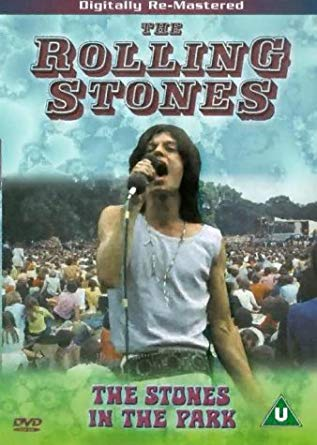 Rolling Stones In the Park DVD