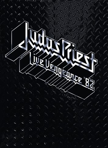 Judas Priest Live Vengeance DVD