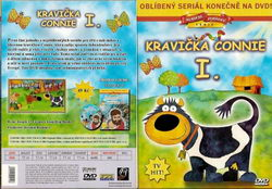 Kravička Connie 1. DVD