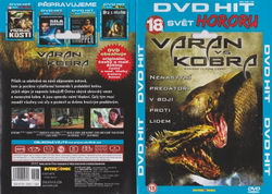 Varan vs. Kobra DVD