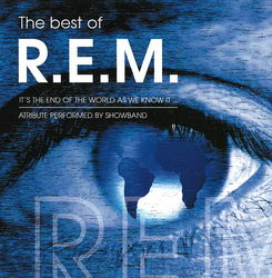 The best of R.E.M. - CD cover verze