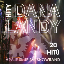 20 hitů Daniela Landy - CD cover