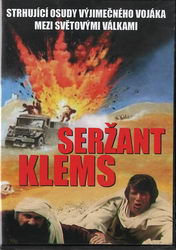 Seržant Klems DVD