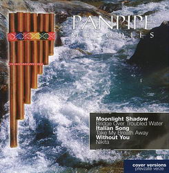 Panpipe melodies - CD