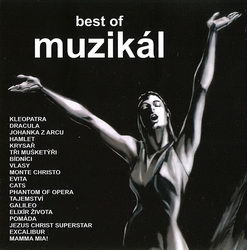 Best of muzikál - CD