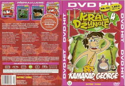 Král džungle 4 - Kamarád George DVD