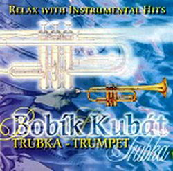 Relax with instrumental hits - trubka CD