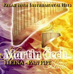 Relax with instrumental hits - flétna II. CD