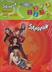5Angels - obaly na CD