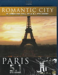 Romantic City - Paříž (Blu-ray)