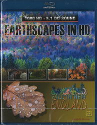 Earthscapes - Fall in new England (Blu-ray)
