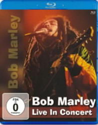 Bob Marley - Live In Concert (Blu-ray)