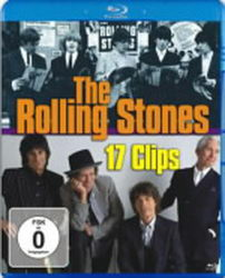 The Rolling Stones 17 Clips (Blu-ray)