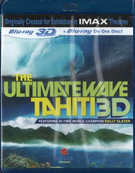 Ultimate Wave Tahiti - 3D (Blu-ray)