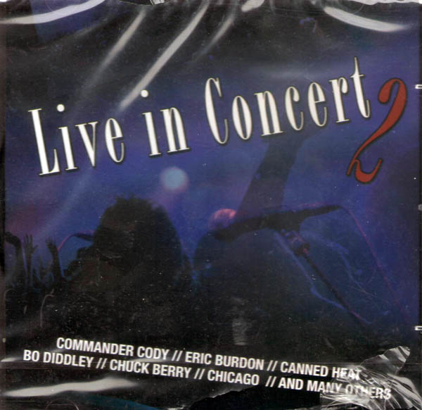 Live in Concert 2 - CD