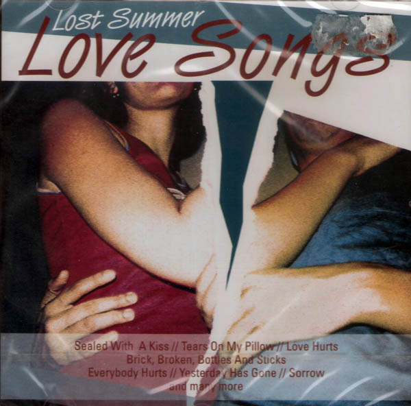 Lost Summer Love Songs - CD