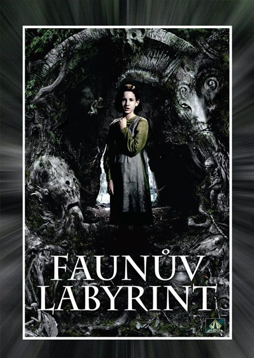 Faunův labyrint - DVD