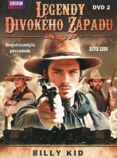 Legendy divokého západu 2 Billy Kid - DVD