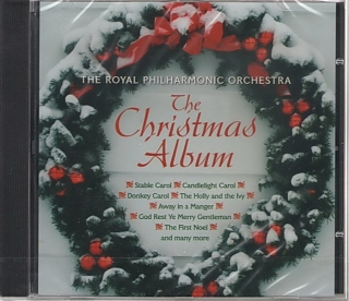 The Christmas Album - CD