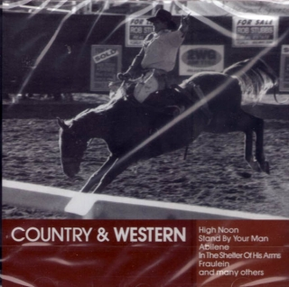 Country and Western - CD