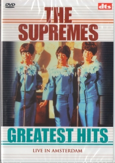 The Supremes Greatest Hits DVD