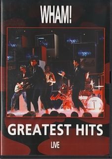 WHAM! Greatest Hits Live DVD