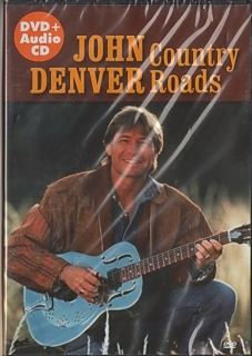 John Denver Country Roads DVD + CD
