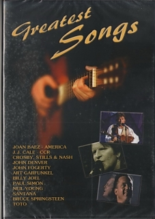 Greatest Songs DVD
