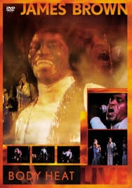 James Brown Body Heat  DVD