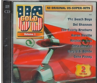 US Gold Volume 1 CD