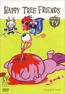 Happy tree friends DVD
