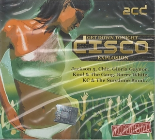 Get Down Tonight - disco CD