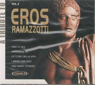 A Tribute To Eros Ramazzotti CD cover