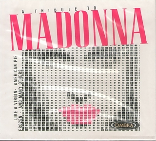 A Tribute To Madonna CD cover