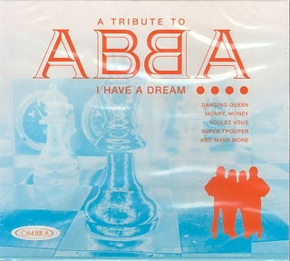 A Tribute To ABBA CD cover